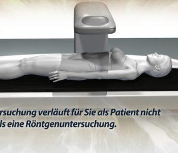 Erklärfilm für Patienten | 135 Densitometrie