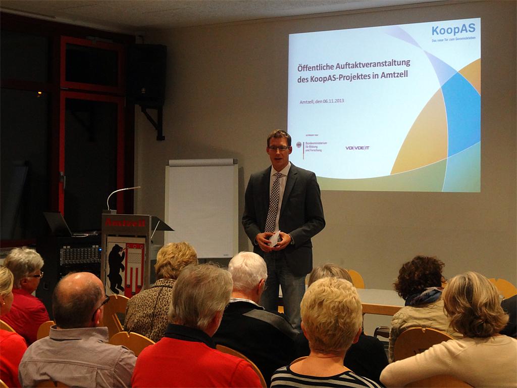 Qualifizierung mit Erklärfilmen | Veranstaltung mit Bürgermeister Clemens Moll