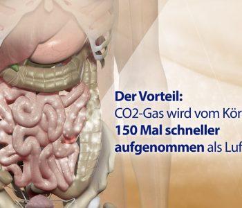 Erklärfilm, Patienteninformationsfilm | Koloskopie mit O2-Gas
