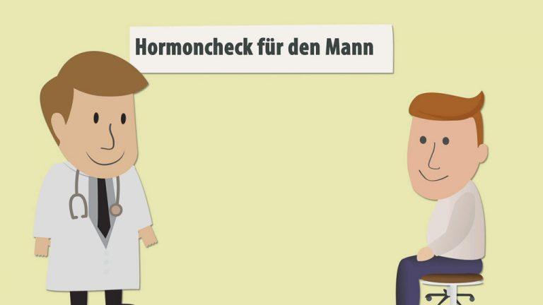 Erklärfilm, Patienteninformationsfilm | Hormoncheck Mann