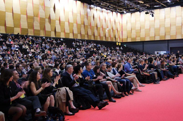 Europerio 8 in London   Applaus für die 3D-Animation
