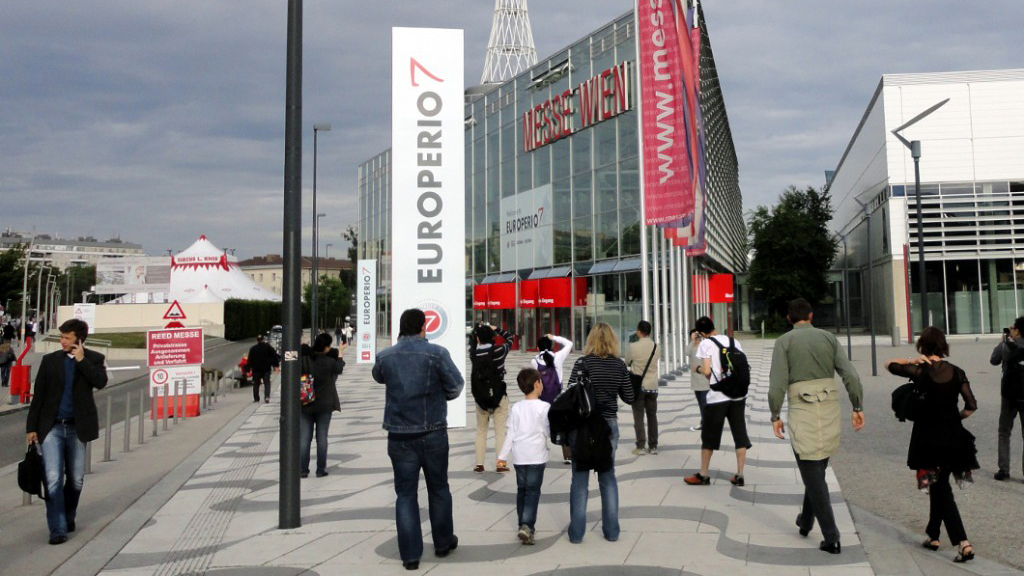 3D-Animation | Premiere bei der Europerio 7