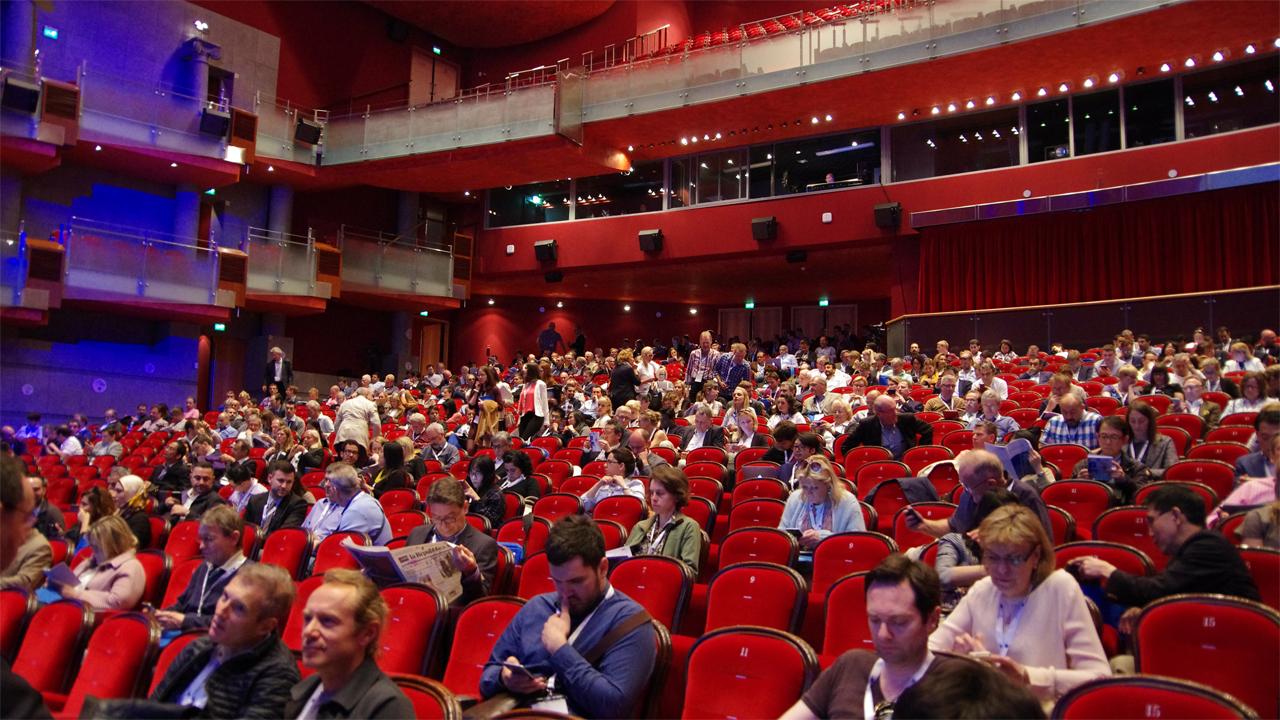 3D-Animationsfilm | Warten auf den Film in Monte Carlo